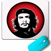 Ernosto Che Guevara Küba Devrimci Mouse Pad