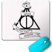 Death Hallows Harry Potter Ölüm Meleği Mouse...