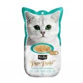 Kit Cat Purr Puree Tuna Hairball Kedi Ödülü