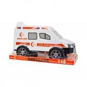 Cn2033 Vak.pls.ambulans Jandarma