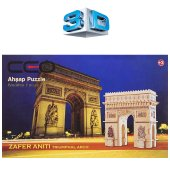 Ceo 3d Ahşap Puzzle Zafer Anıtı Ceo Ap0008
