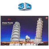 Ceo 3d Ahşap Puzzle Pisa Kulesi Ceo Ap0005