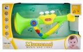 Işıklı ve Müzikli Trompet-2