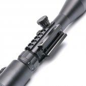 Nikula 3 9x32 Zoomlu Av Tüfeği Dürbünü Çift Işık Kaynaklı Kızaklı