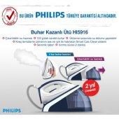 Philips HI5916/20 5 Bar Basınçlı Buhar Kazanlı Ütü-3