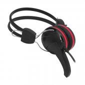Frisby FHP-235 Mikrofonlu Kulaküstü Kulaklık - Siyah-3