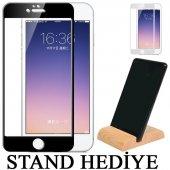 Iphone 7 Plus Kırılmaz Ekran Koruyucu Kavisli...