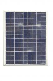 50 Watt Güneş Paneli Polikristal Spv P50