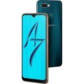 Oppo AX7 64 GB Mavi (Oppo Türkiye Garantili)