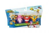 Harika Kanatlar 4´lü Mini Figür Seti (Dizzy, Jett, Donnie, Poppa -2