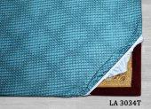 Latuda LA5007 Dijital Baskılı Kaymaz Lastikli Yıkanabilir Soft Halı &Oumlrt&uumls&uuml-5
