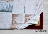 Latuda LA5007 Dijital Baskılı Kaymaz Lastikli Yıkanabilir Soft Halı &Oumlrt&uumls&uuml-6
