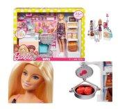 Barbie Süpermarkette Oyun Seti FRP01 YENİ MODEL-6
