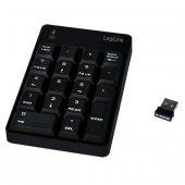 LogiLink ID0120 18 Tuşlu Kablosuz Nümerik Key Pad (Tuş Takımı)-2