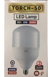 Horoz Torch 50 50 Watt 4000 Lumen Beyaz Işık E 27 Led Ampul 50w