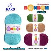 Nako Bonbon Lüks Patik İpi