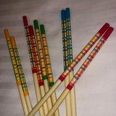 Bambu ağacından Chopstick - 5 çift-4
