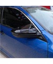 Honda Civic Fc5 Ayna Kapağı Yarasa(Batman) Pıano B...