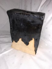 Mat Bronz Özel Tasarım Seramik Vazo