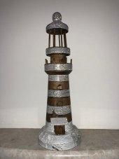 El Yapımı Deniz Feneri Ahşap