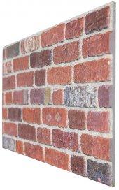 651-208 Tuğla Dokulu Strafor Duvar Paneli-2