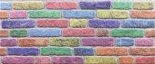 651 221 Tuğla Dokulu Strafor Duvar Paneli