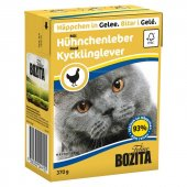 Bozita F.chunks Tahılsız Tavuk Ciğer Konserve Kedi Maması 370 Gr