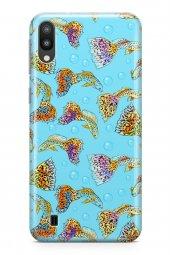 Samsung Galaxy M10 Kılıf Fishie Serisi Madelyn