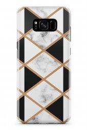 Samsung Galaxy S8 Kılıf Prismatic Serisi Makayla
