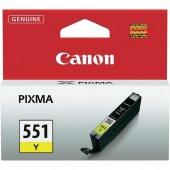 Canon Mg5450 6350 6450 (Clı 551y) Sarı Kartuş