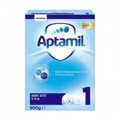 Aptamil 1 Bebek Sütü 900 Gr (Yeni Formül)