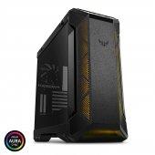 Asus Powersız Tuf Gaming Gt501 Gamıng Mıd Tower Kasa Siyah