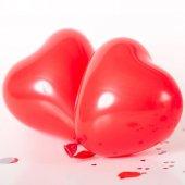 Düğün Nişan Dekorasyon Kalp Balon 25 Adet Kalp Balon