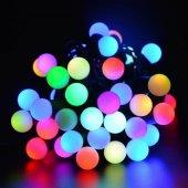 Minik Top 40 Ledli Dolama Dekor Işıkları (Rgb...