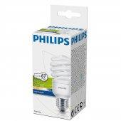 Philips 15w Tasarruflu Ampul E27 Beyaz