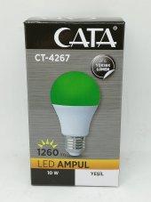 Cata 10w Yeşil Led Ampul Ct 4267