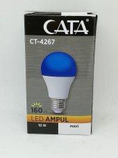 Cata 10w Mavi Led Ampul Ct 4267