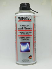Winkel Yağsız Kontak Spreyi 400 Ml