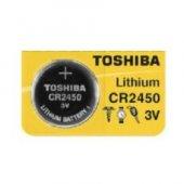 Toshiba Cr2450 3v Lithium Pil