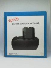 Ecico Emet 12 12 Volt 2 Amper Şarjlı Matkap...