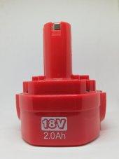 18 Volt 2 Amper Mb1820 Şarjlı Matkap Aküsü