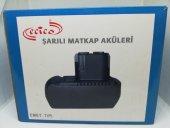 Ecico Emet 18 18 Volt 3 Amper Şarjlı Matkap...