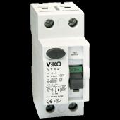 Viko 2x40 Amper Kaçak Akım Rölesi 30ma