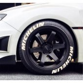 Yeni Ürün Orjinal Michelin 3d Lastik Yazısı Garantili Atmaz Ve So