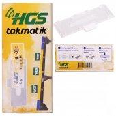 Hgs Etiket Kabı (Yeni Uzun Model Uyumlu)