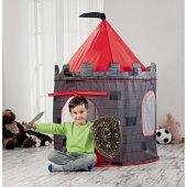 ıdeenwelt Çocuk Oyun Çadırı Şövalye Çadırı ,...
