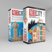 Redka Red City Ahşap Bloklar, Akıl Zeka Mantık...