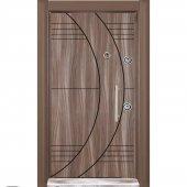 Uyum Kapı Lüks Çelik Kapı 1518 (4 Farklı Renk Seçeneği)