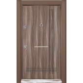 Uyum Kapı Lüks Çelik Kapı 1511 (4 Farklı Renk...