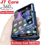 Samsung Galaxy J7 Core Kamera Korumalı Kaliteli Tam Koruma Kılıf